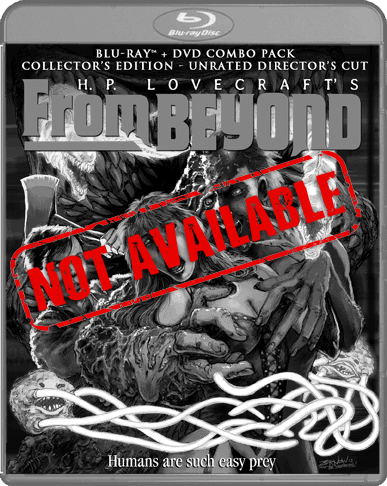From Beyond [Collector's Edition] (SOLD OUT)