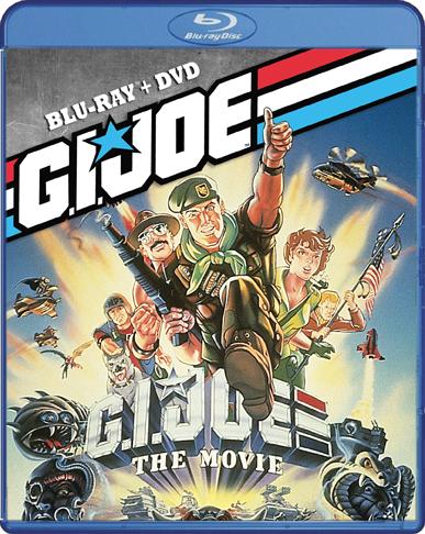 G.I. JOE A Real American Hero: The Movie
