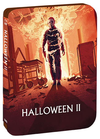 Halloween II [Limited Edition Steelbook] (SOLD OUT)