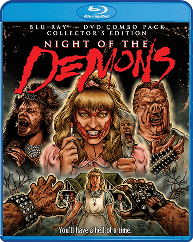 Night Of The Demons [Collector's Edition]