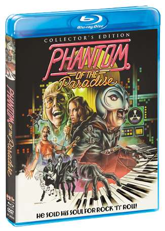 Phantom Of The Paradise [Collector's Edition]