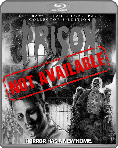 Prison [Collector's Edition] (SOLD OUT)