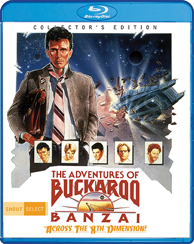 The Adventures Of Buckaroo Banzai Across The 8th Dimension [Collector's Edition] (SOLD OUT)