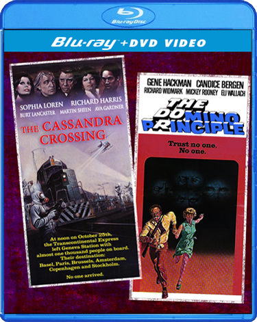 The Cassandra Crossing / The Domino Principle [Double Feature]