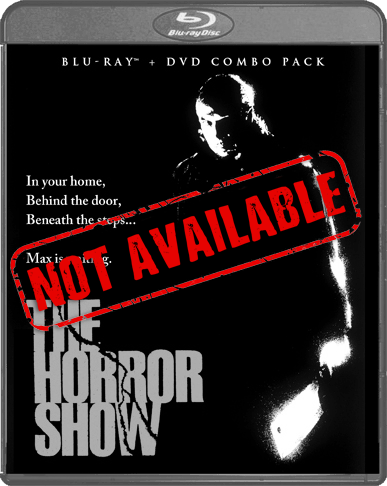 The Horror Show (SOLD OUT)