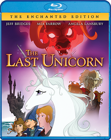 The Last Unicorn [The Enchanted Edition]