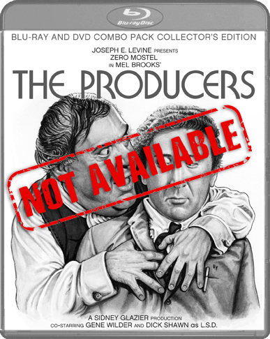 The Producers [Collector's Edition] (SOLD OUT)