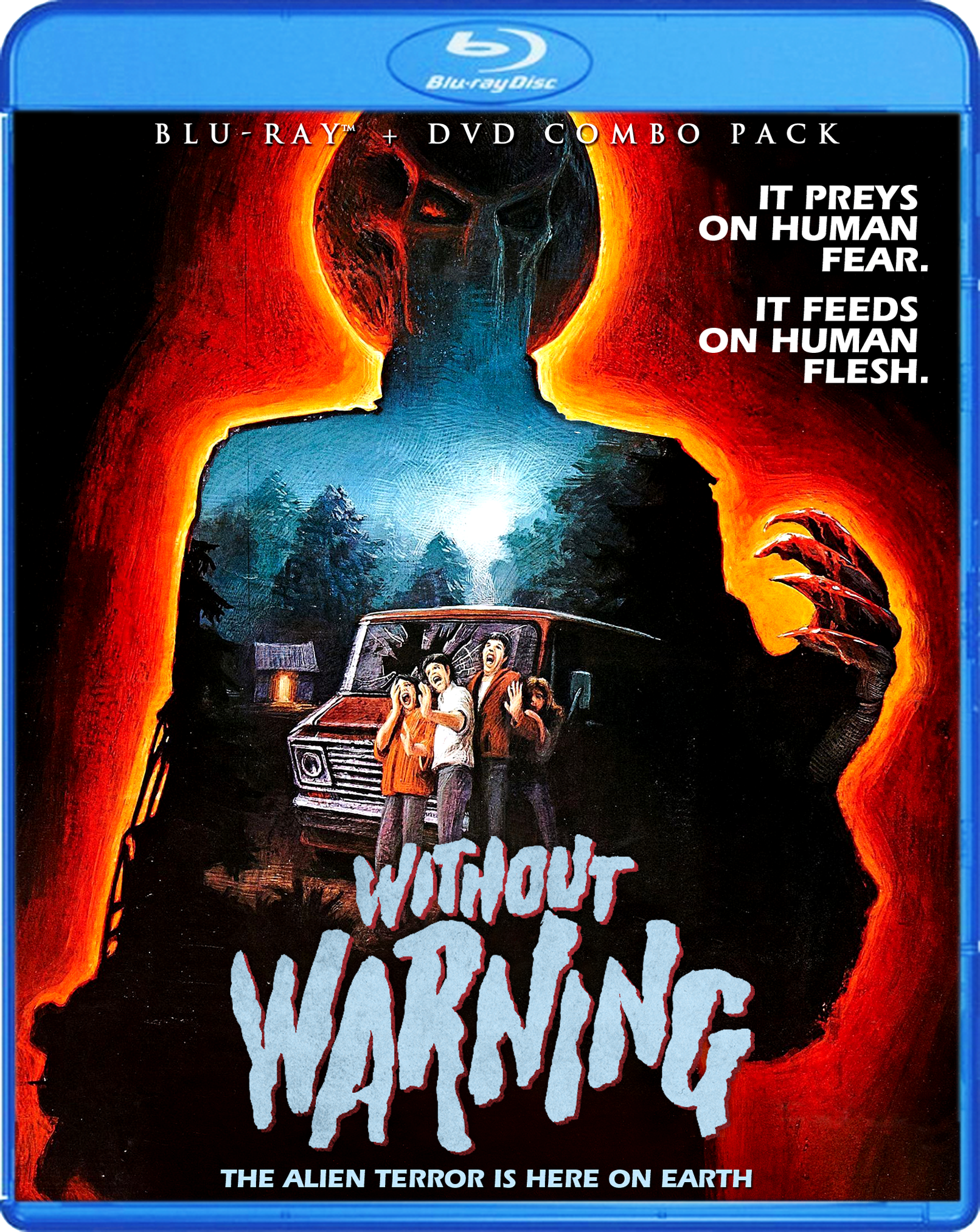 Without Warning (SOLD OUT)
