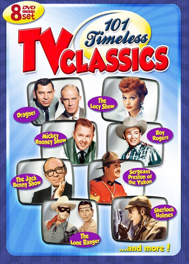 101 Timeless TV Classics