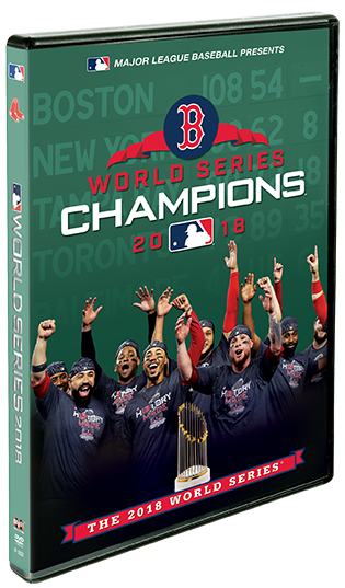 2018 World Series Champions: Boston Red Sox