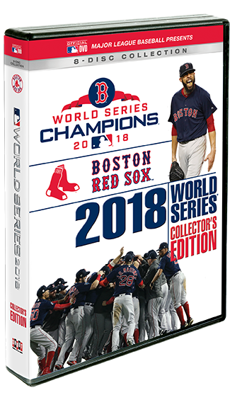 2018 World Series Collector's Edition: Boston Red Sox