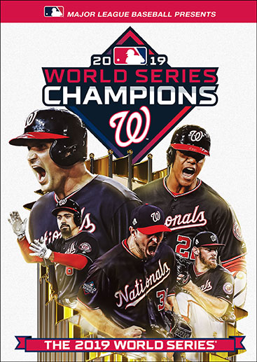 2019 World Series Champions: Washington Nationals