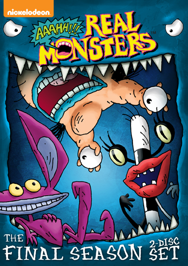 Aaahh!!! Real Monsters: The Final Season