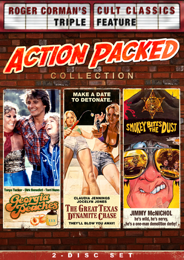 Action Packed Collection [Triple Feature]