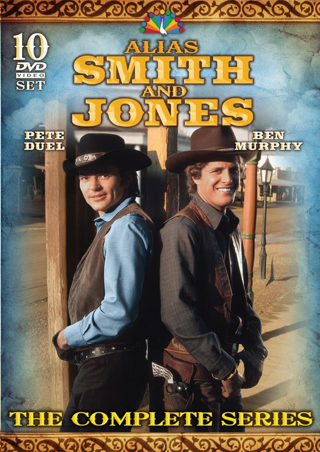 Alias Smith And Jones: The Complete Series