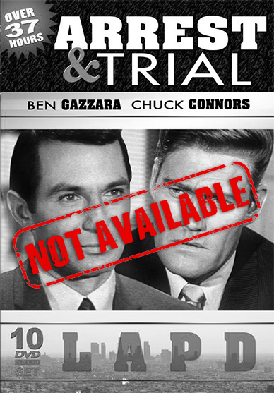 Arrest & Trial: The Complete Series