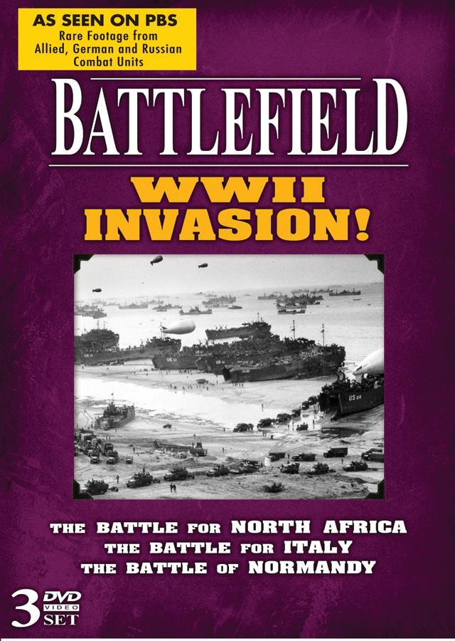 Battlefield: WWII Invasion!