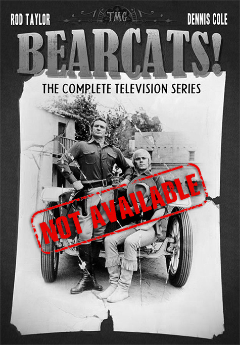Bearcats!: The Complete Television Series (SOLD OUT)