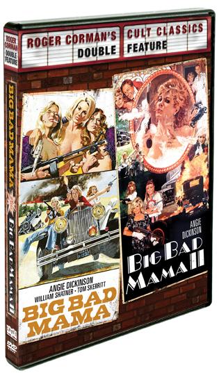 Big Bad Mama / Big Bad Mama II [Double Feature]