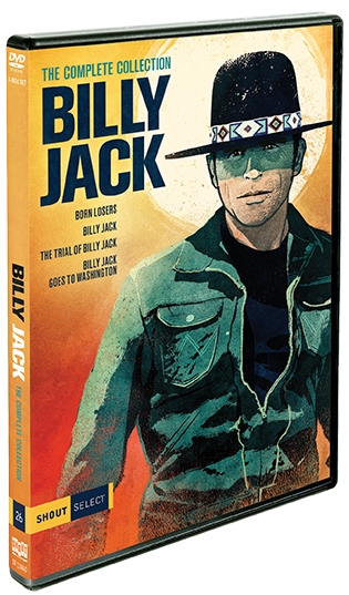 Billy Jack: The Complete Collection