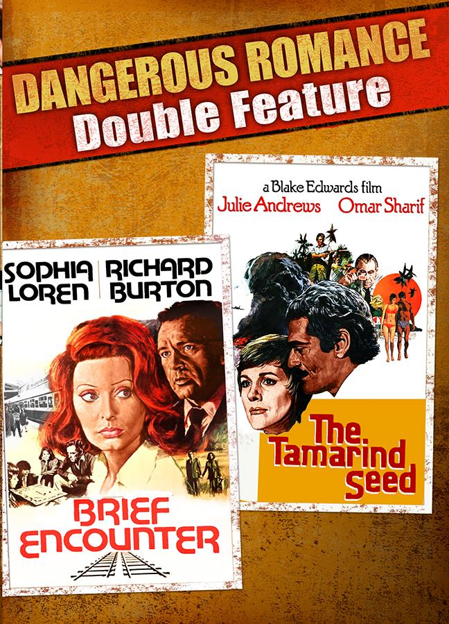 Brief Encounter / The Tamarind Seed [Double Feature]