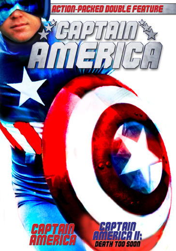 Captain America / Captain America II: Death Too Soon [Double Feature]