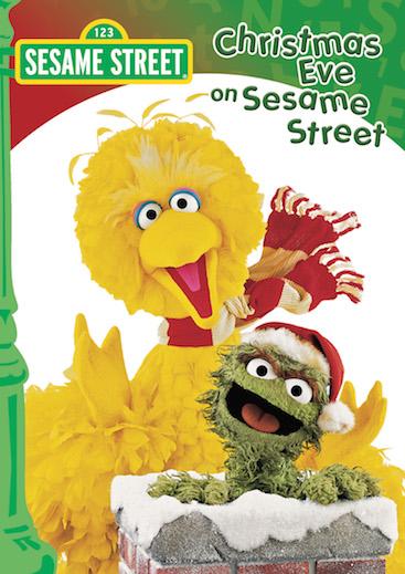 Christmas Eve On Sesame Street