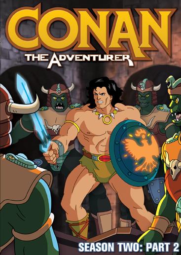 Conan The Adventurer: Season Two, Part 2