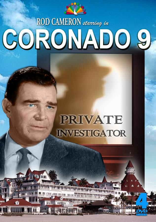 Coronado 9: The Complete Series (SOLD OUT)