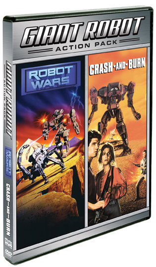 Crash And Burn / Robot Wars [Double Feature]