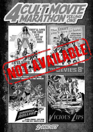 Cult Movie Marathon: Vol. 1 (SOLD OUT)