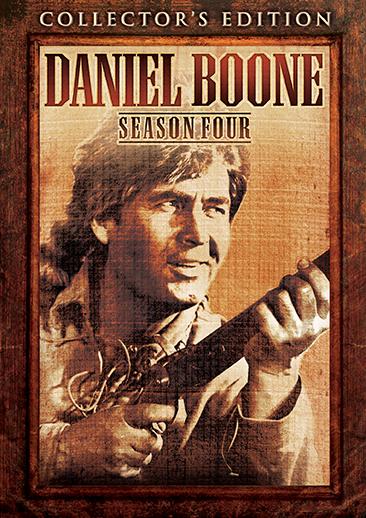 Daniel Boone: Season Four [Collector's Edition]
