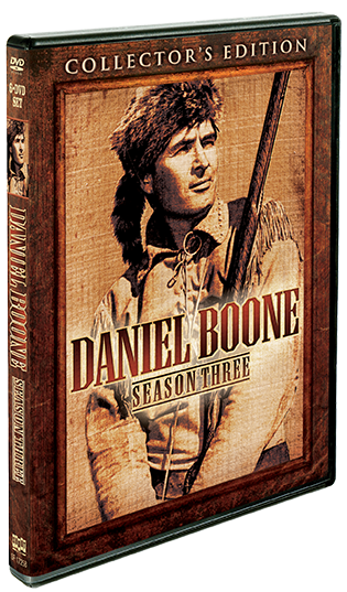 Daniel Boone: Season Three [Collector's Edition]