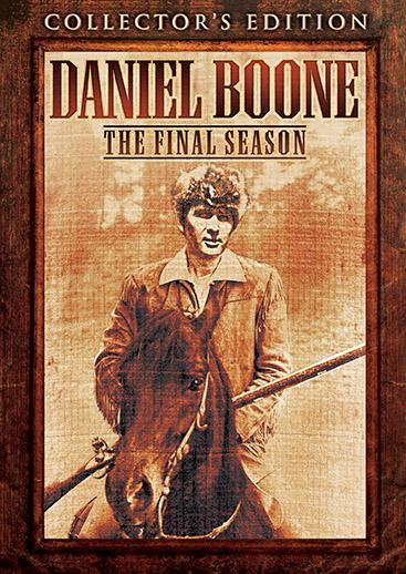 Daniel Boone: The Final Season [Collector's Edition]