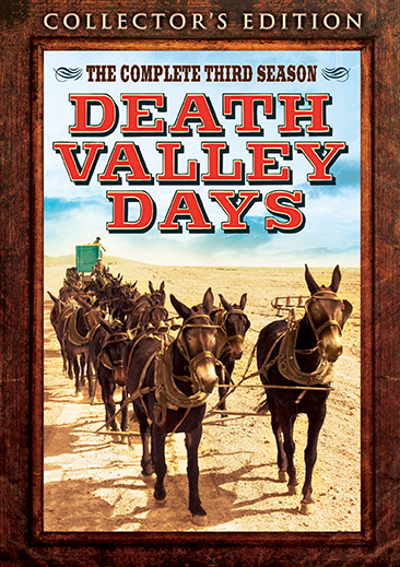 Death Valley Days: Season Three [Collector's Edition]
