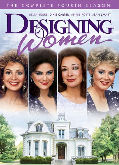 Designing Women: Season Four
