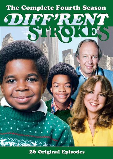 Diff'rent Strokes: Season Four