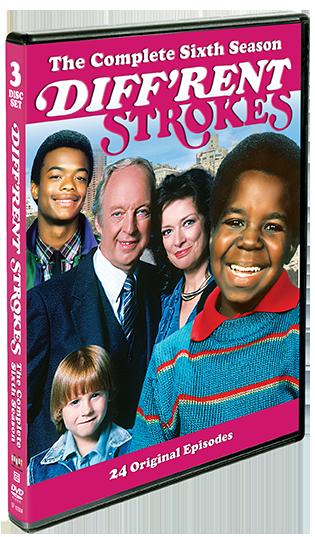 Diff'rent Strokes: Season Six