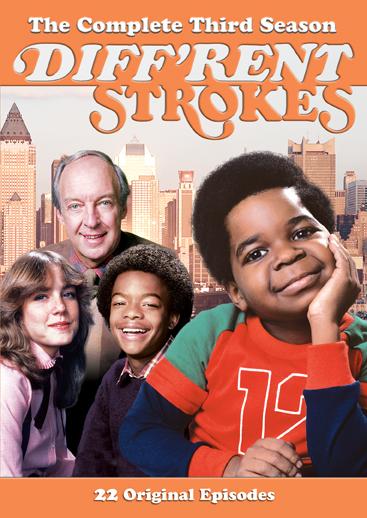 Diff'rent Strokes: Season Three