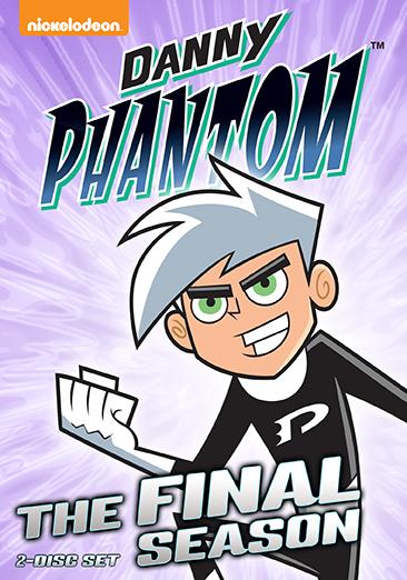 Danny Phantom The Final Season Dvd Shout Factory