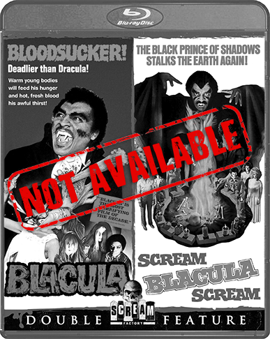 Blacula / Scream Blacula Scream [Double Feature] (SOLD OUT)