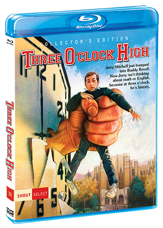 Three O'Clock High [Collector's Edition]