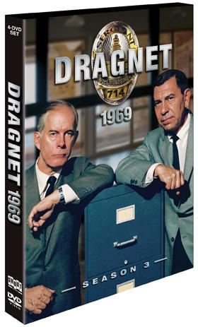 Dragnet 1969: Season Three