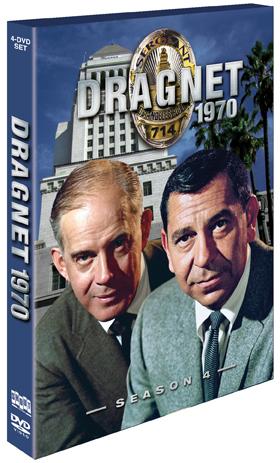 Dragnet 1970: Season Four