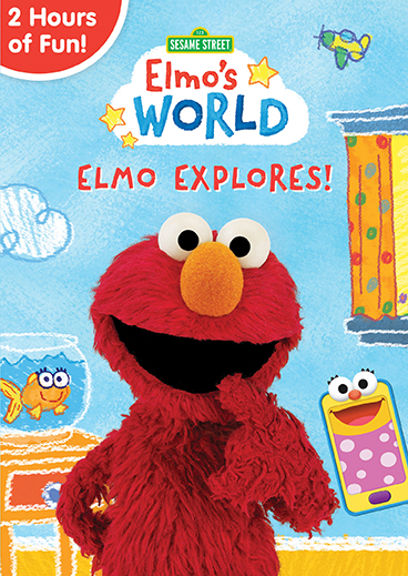 Elmo's World: Elmo Explores