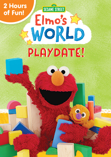 Elmo's World: Playdate!