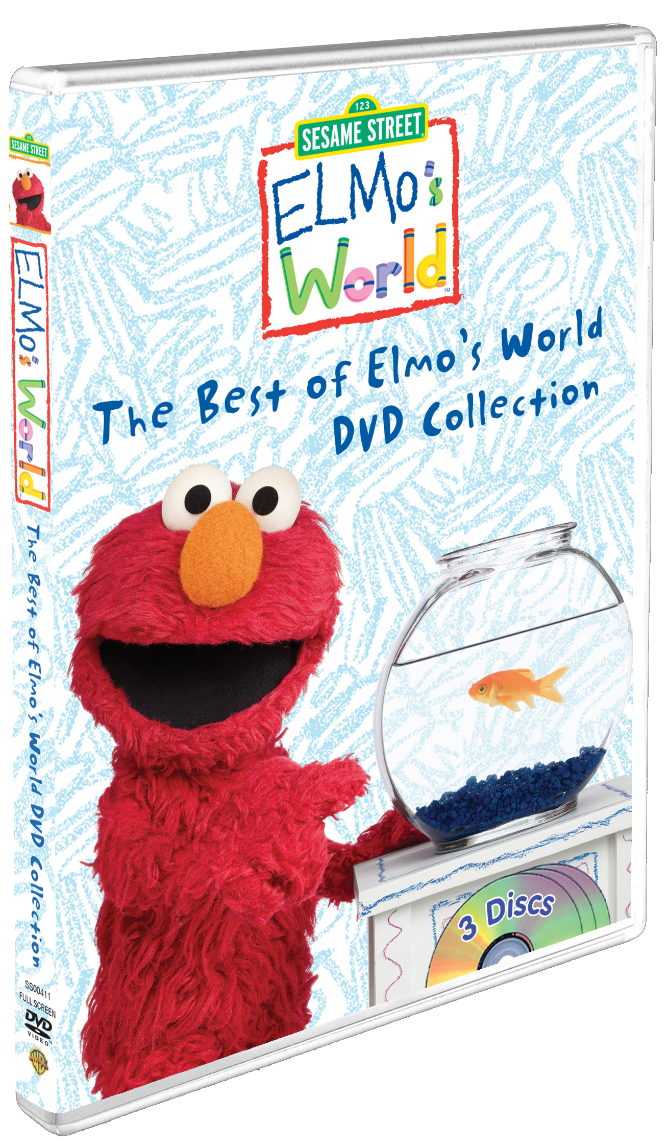 Elmo's World: The Best Of Elmo's World DVD Collection
