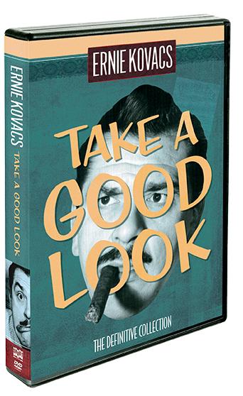 Ernie Kovacs: Take A Good Look - The Definitive Collection + Exclusive Bonus Disc