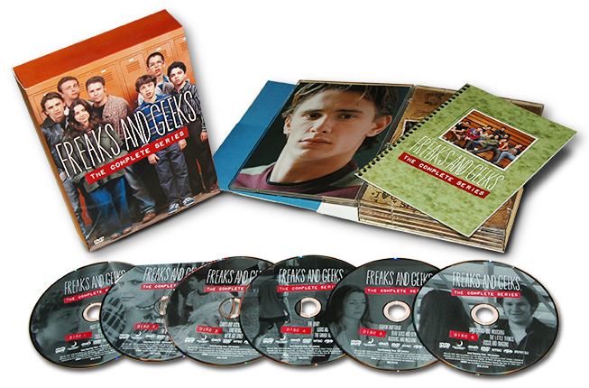 Freaks And Geeks: The Complete Series [with Collector's Book]