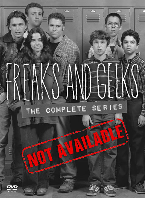 Product_Not_Available_Freaks_And_Geeks_Complete_Series_DVD
